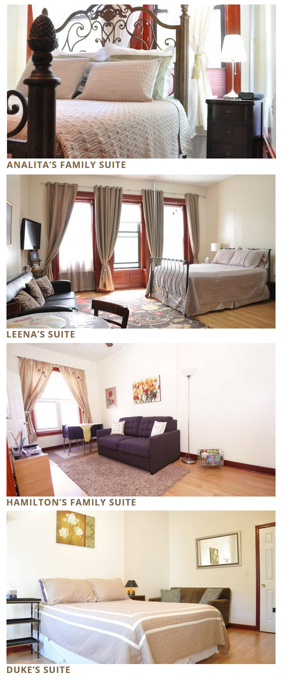 Lita's New York Apartments Suites